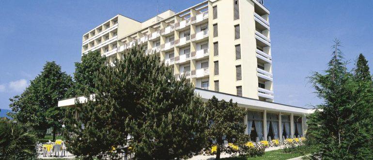 Отель Смеральдо в Абано Терме