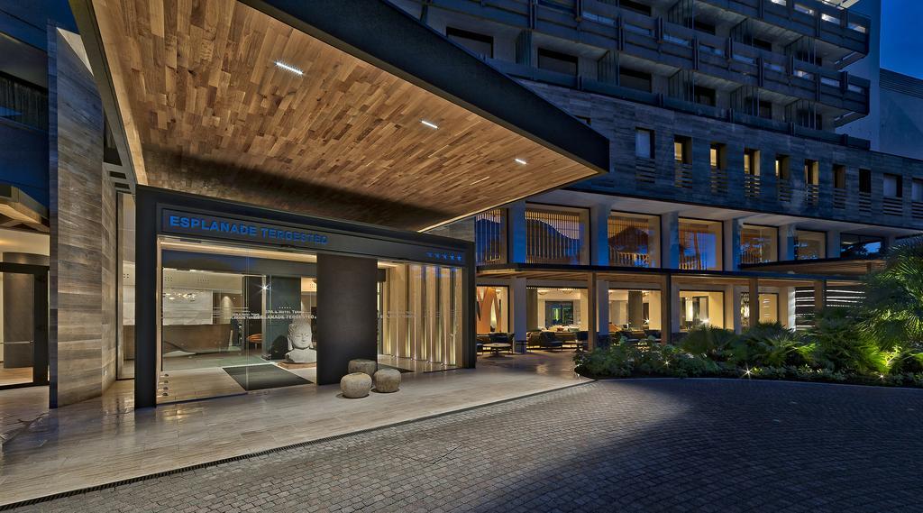 Hotel Esplanade Tergesteo in Montegrotto Terme