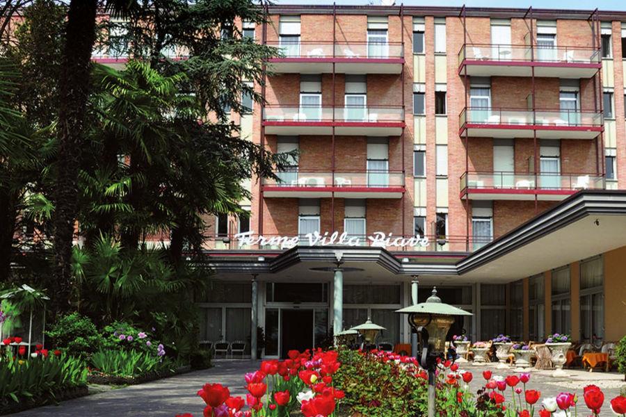 Отель Вилла Пьяве в Абано Терме