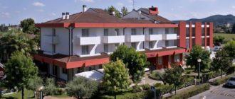 Отель Зодиако в Абано Терме